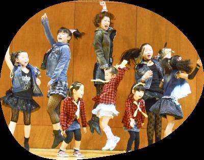 キッズダンス Pop Kidsの写真